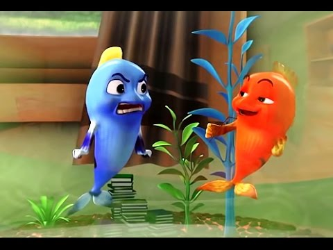 Fish for Kids Cartoon | Kids Cartoon 2016