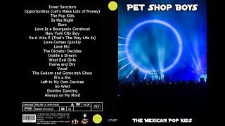 Pet Shop Boys Domino Dancing Mexico 2017