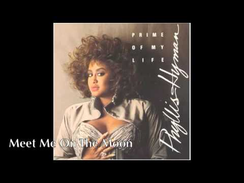 phyllis hyman meet me on the moon song