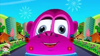 Wheels on the Bus | Baby Games - Nursery Rhymes & Kids Songs