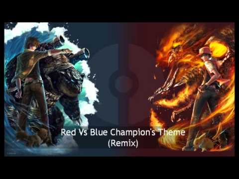 Red Vs Blue Champions Theme Remix video