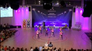 Crazy Chicks - Deutsche Meisterschaft 2015