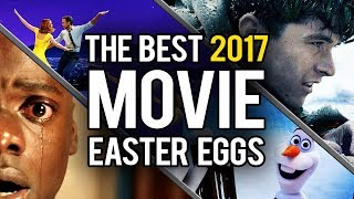 The Best Movie Easter Eggs and Secrets of 2017