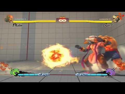SSFIV Even More Zero Damage!