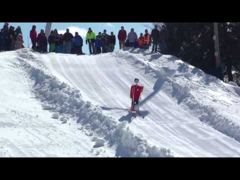 Dummy Jump - Sundown Mountain Resort - Dubuque, IA - 2014