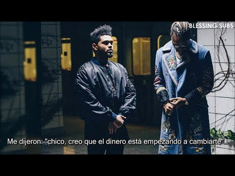 Future - Comin Out Strong ft. The Weeknd [Sub. en Español]