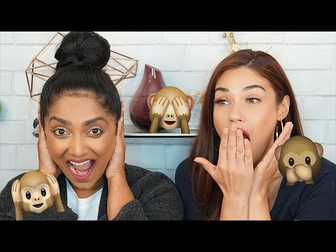 Never Have I Ever...Brown Girl Edition with Eman! | Deepica Mutyala