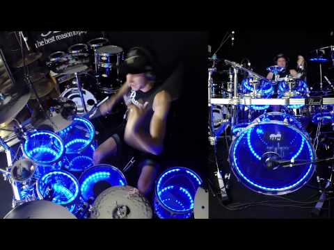 Download Taylor Swift - Blank Space - Drum Cover W/ Pearl Crystal Beat & Drumlite Video to 3gp ...