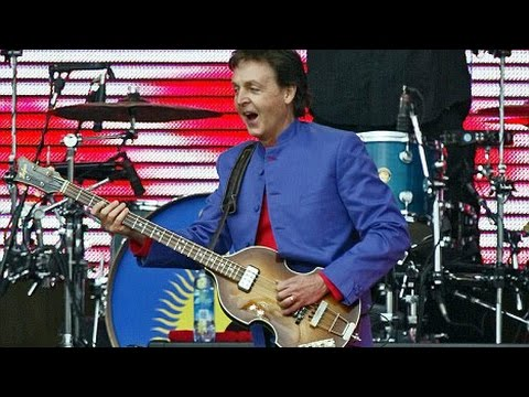 PAUL McCARTNEY - Live @ St. Petersburg 2004 (FULL)