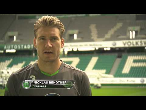 Nicklas Bendtner & Kevin de Bruyne: Everton ein Top-Team | FC Everton - VfL Wolfsburg