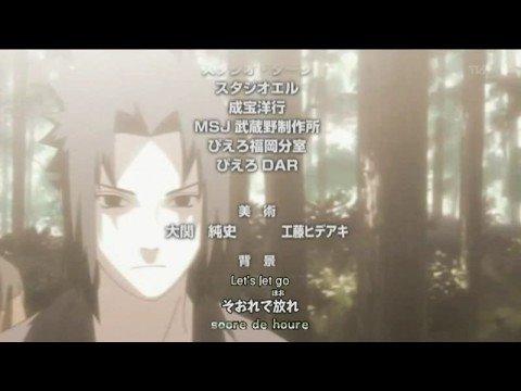 Naruto: Shippūden ED [ Broken Youth ]