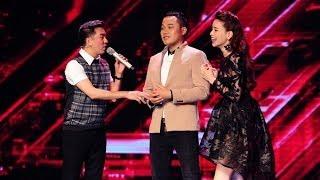 Bùi Khánh Bình (Sông Quê & Lan Điệp & Người Đi Ngoài Phố) - X Factor Tập 3 - VTV3