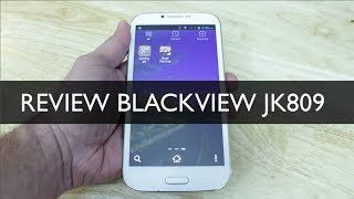 Review Phablet Blackview JK809 - Análisis completo