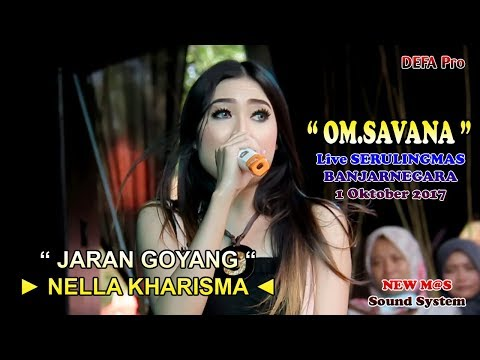 Jaran Goyang - NELLA KHARISMA OM.SAVANA Live Serulingmas Banjarnegara