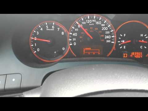 2007- 2009 Nissan altima CVT transmission  Whine