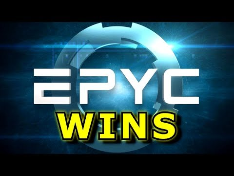 Epyc Wins, Intel Prepares To Fight Dirty.