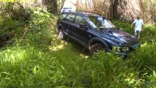 SUV-34: Volvo XC70 OffRoad with