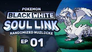 Pokemon Black & White Soul Link EP 01 | HE TOUCHA MY SPAGHETT!