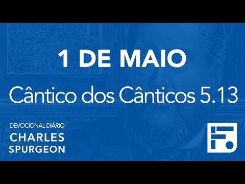 1 de maio – Devocional Diário CHARLES SPURGEON #122