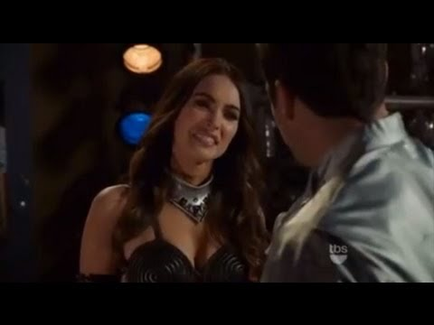 Megan Fox Sexy with Brian Austin Green on Wedding Band!