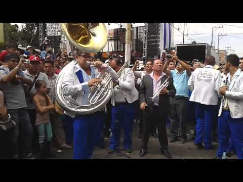 Agarron de bandas San Gregorio Atlapulco 2014