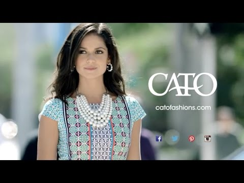 Cato Fashions 2015 Cato Spring TV Commercial