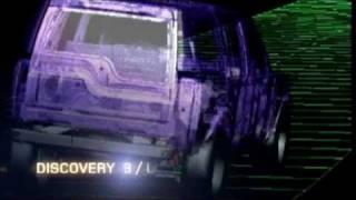 Land Rover : 20 anni di Discovery