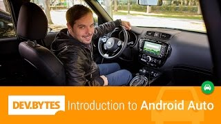 DevBytes Introduction to Android Auto