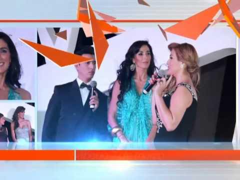 Alfombra naranja de Miss Nicaragua 2015 - 07/Marzo/15