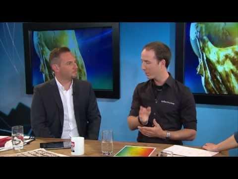 Mentalcoach Steffen Kirchner bei Sky Sport News als Experte vor der Fußball WM