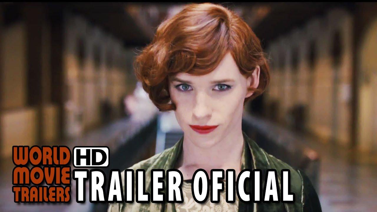 A Garota Dinamarquesa Trailer Oficial Legendado (2016) - Eddie Redmayne [HD]