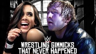 10 WWE Wrestling Gimmicks That NEVER Happened!
