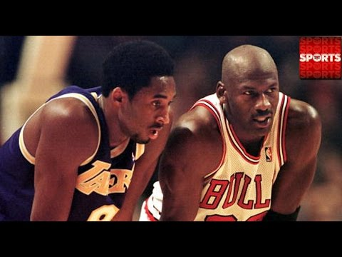 Who is the Next Michael Jordan? Kobe Bryant?