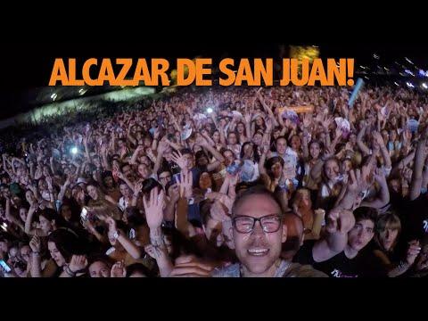 ALCAZAR DE SAN JUAN - OSCAR MARTINEZ