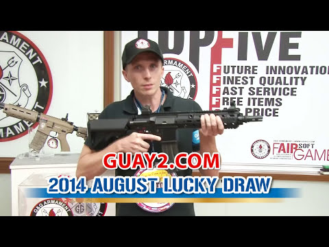 G&G Armament New Products GC1-46 and  Lucky Draw August 2014