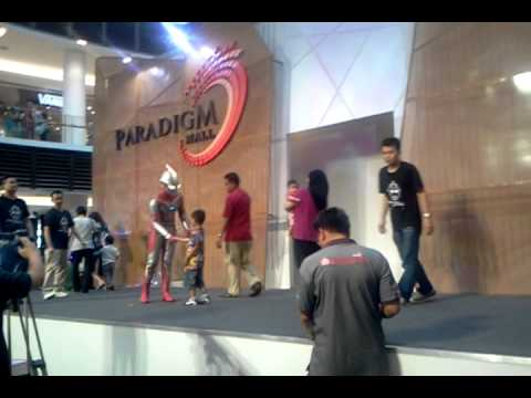 Aiman Jumpa Ultraman.mp4 video