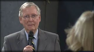 TRUMP REVENGE: MITCH MCCONNELL JUST GOT VERY BAD NEWS ABOUT HIS FUTURE IN THE SENATE