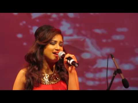 Penyanyi Asli Lagu Ost Bodyguard Shreya Ghoshal - Teri Meri Prem Kahani