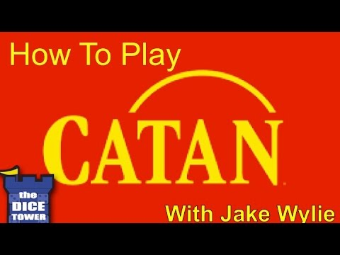 How to Play Settlers of Catan - with Jake Wylie