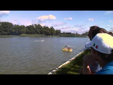 RC-Powerboat World Championship - final 3,5 ccm, Oroshaza, Hungary, 2010