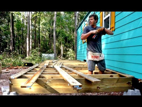 Low-Cost/DIY Tiny House