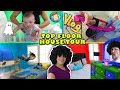 HOUSE TOUR 1 0 The Top Floor W Lexi Shawn Chase Mom Dad Rooms FUNnel Family Vlog mp3