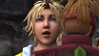 FINAL FANTASY X HD Remaster - Meeting Rikku for the first time (Part 1)