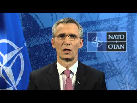 Message to our troops - NATO Secretary General