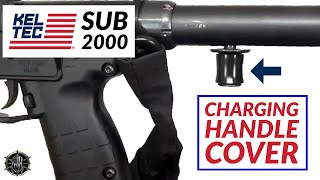 KEL-TEC SUB-2000 Charging Handle Cover | KEL-TEC SUB-2000 Accessories | Extra Grip & Padding