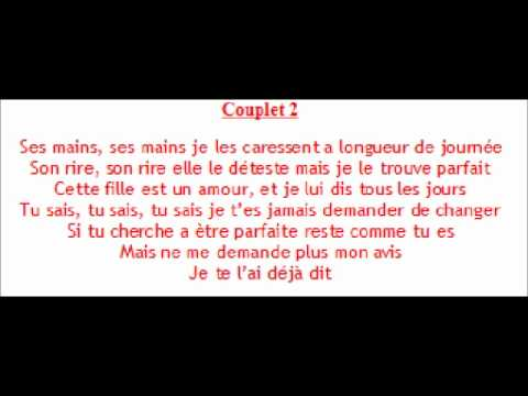 Sans toi lyrics