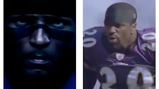 Ray Lewis & Ed Reed Highlights (Eminem