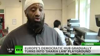 WAKE UP!-Sharia Law  London Battlefield!