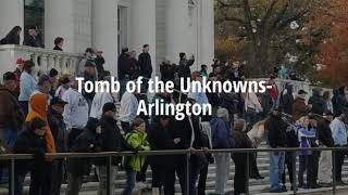 Twin Tiers Honor Flight- Mission 6- Arlington