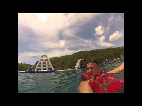 Oasis of the Seas - Labadee, Haiti (Arawak Water Park)